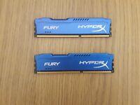 Kingston FuryX 8GB