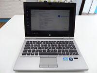 "HP Elitebook 2570P Laptop Notebook 12.5"" Screen 320GB 4GB Windows 10 ( 2 of 2 )"