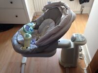 The daddy of all baby swings - Graco Peace Swing