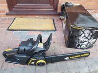 Mcculloch CS 400T petrol chainsaw