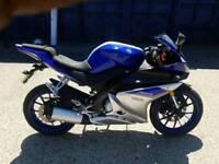 Yamaha yzf r125 abs