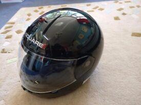 Full-face motorcycle helmet, XS-S, unused
