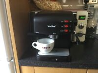 Vonshef coffee machine