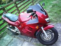 Suzuki RF900 Tax, MOT, All docs ONO or SWAP for dual sport off road bike gsf gsxr cbr tw ttr kle r