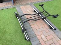 Aero Bars (Thule lockable) & Hollywood twin bike rack