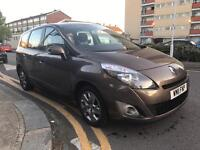 RENAULT GRAND SCENIC 1.5 DCI, DIESEL, AUTOMATIC , 7 SEATER, 2011,