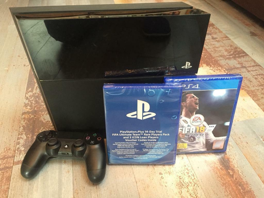 PlayStation 4 (no time wasters or offers)