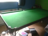 Junior pool/snooker table