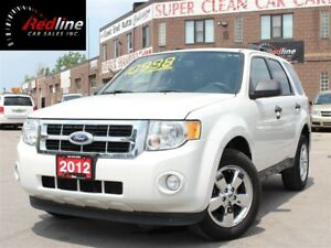 2012 Ford Escape XLT V6 Leather-Sunroof-SYNC