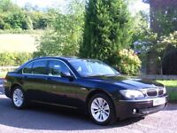 2007 BMW 730d SE **1 OWNER - SERVICE HISTORY - IMMACULATE**