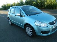 VERY LOW MILAGE, 07 Suzuki Sx4 1.6 Petrol 38600 Miles, MOT Feb 17, LOOKING FOR QUICK SALE
