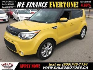 2015 Kia Soul EX+ | HAMMER PROUD! | BACK-UP CAM | HEATED SEATS
