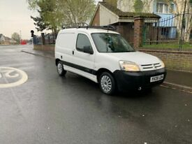 2008 Citroen Berlingo 1.4 PETROL / ULEZ EXEMPT * 1 year MOT * ROOF RACK * PANEL VAN ONLY £2950