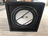 Alpine 800 watt Subwoofer