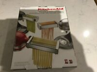 KitchenAid 3 Piece Pasta Attachment