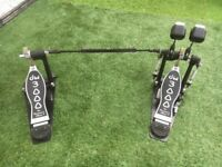 DW Double Kick Pedal for Drum Kit DW