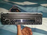 Car cd player with dvd and 7inch screen