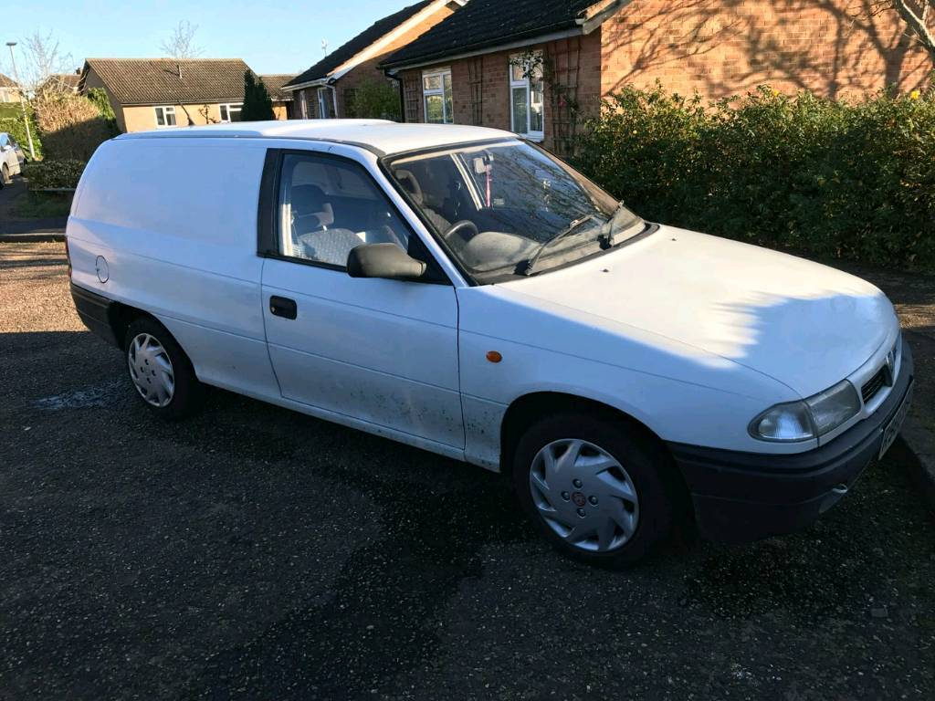Vauxhall Astra van 1998