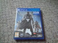 Destiny Vanguard Limited Edition PS4 Game BRAND NEW SEALED
