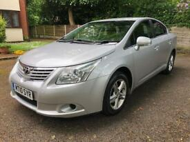 Toyota Avensis 2010 excellent condition