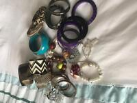 Assorted jewellery- river island, new look...