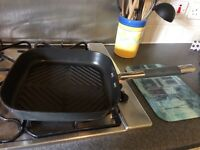 Large Debenhams Brand Griddle Pan - Immaculate condition as never used!