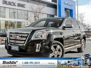 2012 GMC Terrain SLT-2 LOADED WITH FEATURES LEATHER INTERIOR...