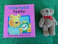 Maths is Fun Brand New Teddy learns to tell the time
