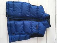 Patagonia kids body warmer jacket
