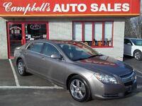 2010 Chevrolet Malibu LT Platinum Edition SUNROOF!! HEATED LEATH