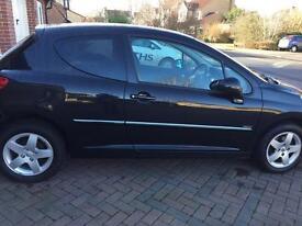 2012 Peugeot 207 1.4 Sportium £3,800 Ono