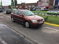 Astra 1.6 auto, long mot low mileage at 98,000, cheap automatic px to clear ideal run around