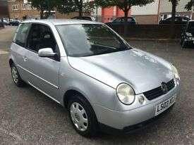 VW LUPO 1,4S 2003 AUTOMATIC SILVER POWER