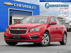 2015 Chevrolet Cruze 1LT 1LT|MANUAL|TOUCH SCREEN|REARVIEW CAM...