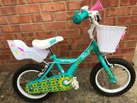 Kids Apollo Petal 14inch bike good condition