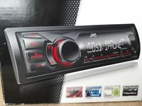 JVC KD-X200 Car MP3 radio