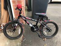Kids Apollo Urchin Bike 16 inch wheels