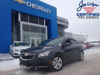 2013 Chevrolet Cruze LT Turbo AUTO REMOTE START BLUETOOTH!!!
