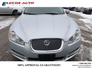 2009 Jaguar XF Premium Luxury/Nav/Backup Cam