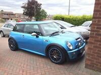 MINI COOPER S, SUPERCHARGED, POWER EXHAUST, 80k MILES