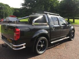 "22"" Dotz Alloy wheels for Nissan Navara"