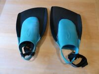 Propel Blade Bodyboarding Fins (Size XL) With Ankle Loop - For Sale