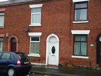 Spacious Two Bedroom mid terrace property situated in Chadderton. Oldham