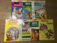 Asterix Comic Book Bundle