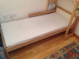 2 IKEA kids bed frames