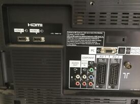 32 Panasonic TX32LZD80 Viera Full HD 1080p Digital Freeview LCD TV