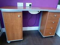 Nail Technician Desks/Stations x 2