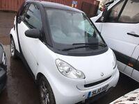 2010 smart car