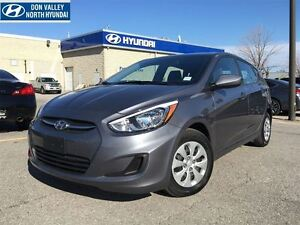 2016 Hyundai Accent GL - HEATED SEATS, IPOD/USB CONNECTION