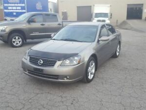 2005 Nissan Altima 112000 kms Accident free One owner